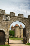 Castle of Sarzay Royalty Free Stock Photo