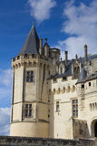 Castle of Saumur Royalty Free Stock Image