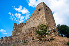 The Castle of Scarlino Royalty Free Stock Images
