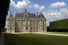 Castle of Sceaux Royalty Free Stock Photography