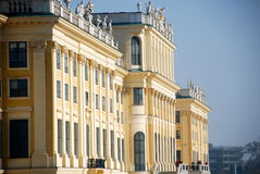 Castle Schönbrunn Stock Photo