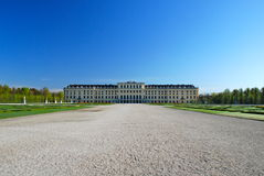 Castle Schönbrunn, Vienna Stock Photography