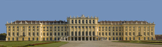 Castle Schönbrunn, Vienna Stock Photos