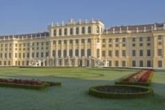Castle Schönbrunn, Vienna. Panoramic picture castle Schönbrunn, Vienna Royalty Free Stock Photo