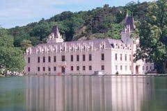 Castle schloss Herrnstein in Austria Stock Photo