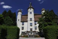 Castle Schoenau in Bad Saeckingen, Germany Stock Photo