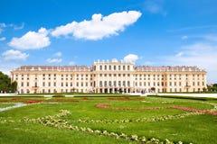 Castle Schoenbrunn Vienna Stock Image
