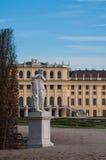 Castle Schoenbrunn Stock Image