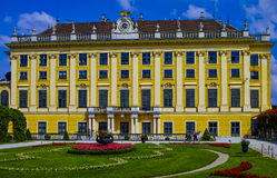 Castle Schoenbrunn Royalty Free Stock Images