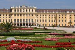 Castle Schoenbrunn,Vienna,Europe Royalty Free Stock Image