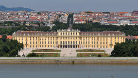 Castle Schoenbrunn,Vienna,Europe Stock Photo
