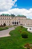 Castle Schonbrunn in Vienna Stock Images