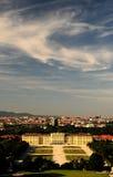 Castle Schonbrunn, Vienna Royalty Free Stock Photography
