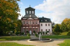 Castle of Schwarzburg Stock Photo
