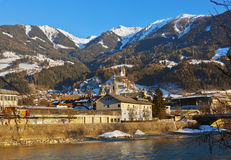 Castle Schwaz in Austria Stock Images