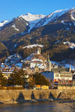 Castle Schwaz in Austria Stock Photo