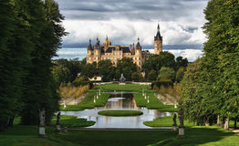 Castle Schwerin 04 Royalty Free Stock Photo