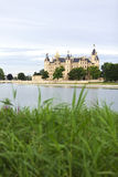 Castle at Schwerin (Germany) Stock Image