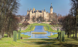 Castle Schwerin (Germany) Royalty Free Stock Photography