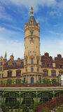 Castle of Schwerin Royalty Free Stock Images