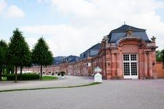 Castle Schwetzingen Royalty Free Stock Images