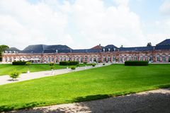 Castle Schwetzingen Stock Photo