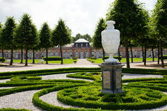 Castle Schwetzingen Royalty Free Stock Photography