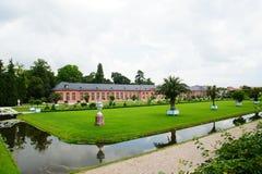 Castle Schwetzingen Royalty Free Stock Photo