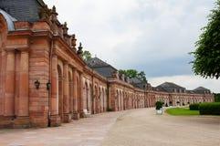 Castle Schwetzingen Royalty Free Stock Photos