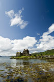 Castle in scotland Stock Image