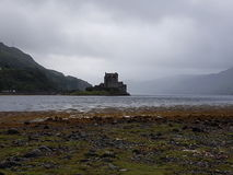 Castle in Scotland Royalty Free Stock Photo