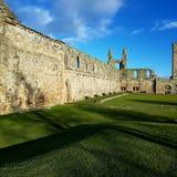 Castle st Andrew& x27;s stock photo