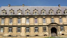 Castle of Sedan royalty free stock photos