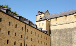 Castle of Sedan Royalty Free Stock Photo