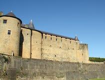 Castle of Sedan Stock Image