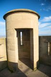 Castle sentry Royalty Free Stock Images