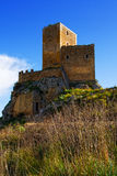 Castle of Serravalle Royalty Free Stock Image