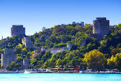 Castle of Seven Towers Stock Images
