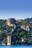 Castle of Seven Towers Stock Image