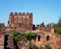 Castle, Silves, Portugal. Stock Photo