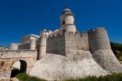 Castle of Simancas Stock Images