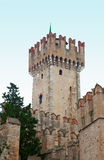 Castle of Sirmione Royalty Free Stock Photography