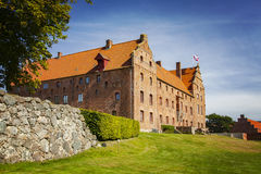 Castle of Skarhult Royalty Free Stock Photography