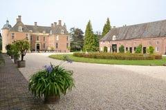 Castle  Slangenburg in The Netherlands. Stock Photography