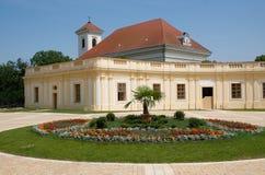 Castle Slavkov u Brna Royalty Free Stock Images