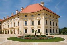 Castle Slavkov u Brna Royalty Free Stock Photos
