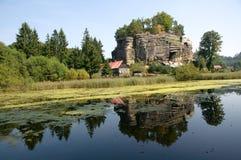Free Castle Sloup, Czech Republic Royalty Free Stock Image - 50829426