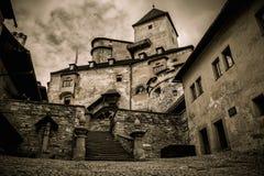 Castle in Slovakia Royalty Free Stock Photos
