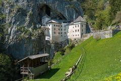 Castle in Slovenia Stock Photography