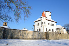 Castle Budatin Zilina. Budatin Castle near Zilina town in Slovakia stock photography